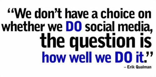 Social Media Revolution Quote